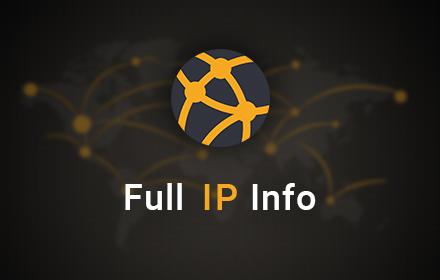 TCP/UDP Port Numbers - Full IP Info